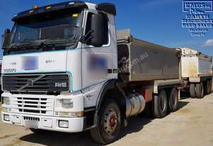 Volvo Alloy Tipper, airbag, optional Dog Trailer, Call EMUS