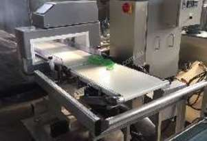 Combo Metal Detector Checkweigher