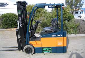 Toyota 3 Wheel Battery Electric in Excellent condition