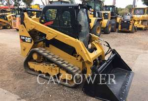 CATERPILLAR 259D Multi Terrain Loaders