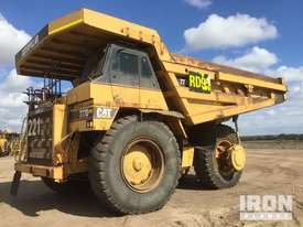 2000 Cat 777D Off-Road End Dump Truck - picture0' - Click to enlarge