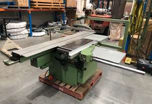 Very Low cost 2500mm Panelsaw with independent Scriber
