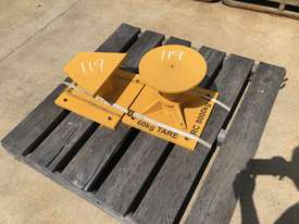Methods 20 Ton Headstock & Tail Stock ( Rail Wagon Rollover Positioner) - picture6' - Click to enlarge