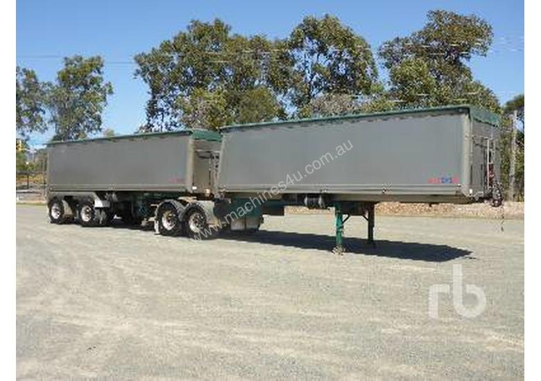 LUSTY EMS Tipping Trailer