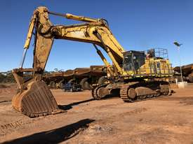 Komatsu PC1250-7 Excavator - picture3' - Click to enlarge