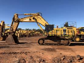 Komatsu PC1250-7 Excavator - picture12' - Click to enlarge