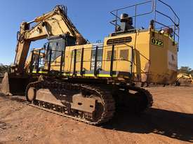 Komatsu PC1250-7 Excavator - picture13' - Click to enlarge