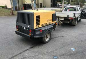 Sullair Compressor   185 CFM