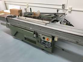 Altendorf F45 3.8M Panel Saw - picture0' - Click to enlarge