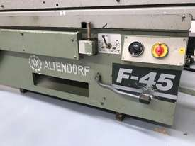 Altendorf F45 3.8M Panel Saw - picture1' - Click to enlarge