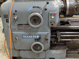 Schaerer UD 630 Centre Lathe - picture1' - Click to enlarge