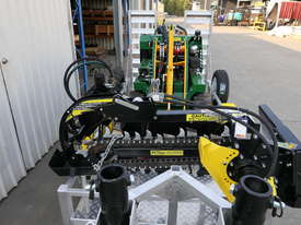 KANGA MINI LOADER BUSINESS ON A TRAILER PACKAGE 2.5T ALLOY - picture1' - Click to enlarge