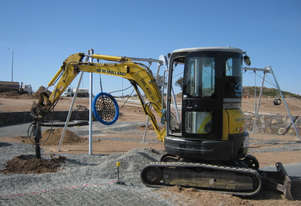 New Holland E35B Tracked-Excav Excavator