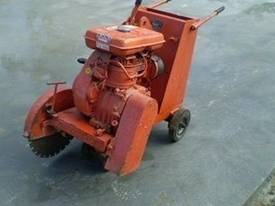 Hydraulic & Petrol Concrete Cutter - picture0' - Click to enlarge