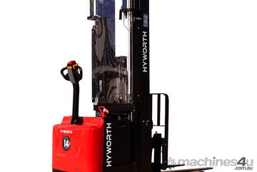 BRAND   - HYWORTH 1.4T Walkie Reach Stacker Forklift FOR SALE
