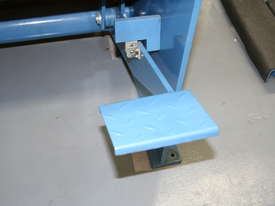 Just In - Education Model 1270mm x 1.6mm Foor Operated Guillotine - picture5' - Click to enlarge