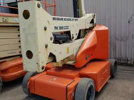 40ft JLG electric boom lift 12 metres - picture0' - Click to enlarge