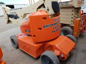 40ft JLG electric boom lift 12 metres - picture1' - Click to enlarge