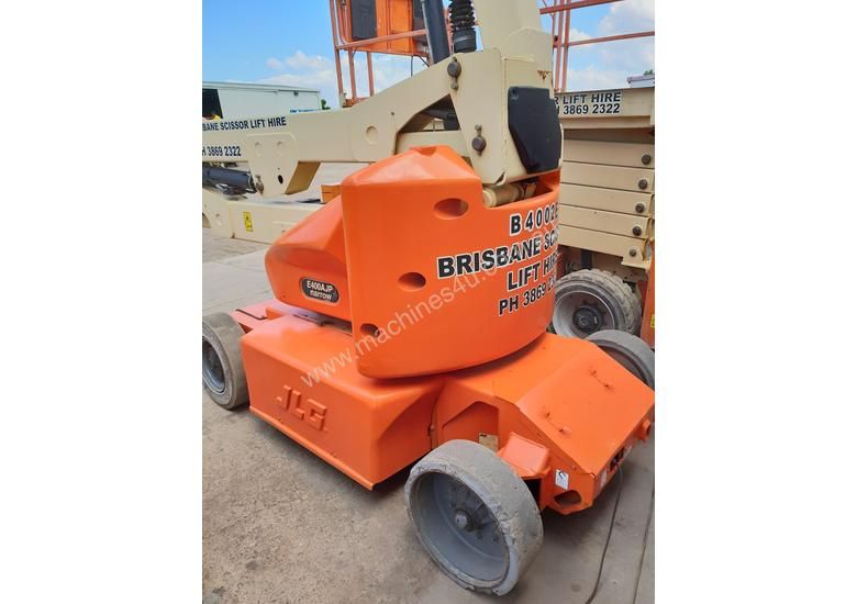 40ft JLG electric boom lift 12 metres