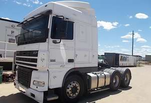 DAF FT Series  Primemover Truck