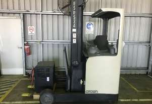 Electric Forklift Reach ESR Series 2008