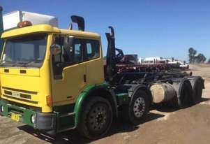 2005 Iveco 2350G 8x4 Hook Truck