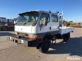 2001 Mitsubishi Canter FG - picture2' - Click to enlarge