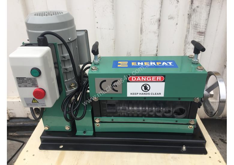 Enerpat� 750W*, 240V wire stripper, cable wire stripping machine CWS40G