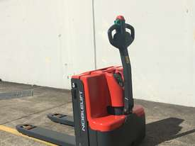 Pedestrian Pallet Truck 1.2t with Lithium Battery - picture2' - Click to enlarge