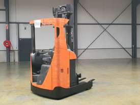 BT Toyota RRE140 1400kg Reach Forklift 6.3m Lift - picture0' - Click to enlarge