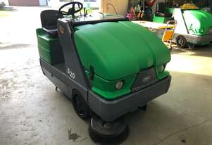 Tennant   S20 LPG sweeper