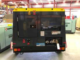 Airman Portable Diesel Air Compressor: PDS400SC-6B5-T - picture1' - Click to enlarge