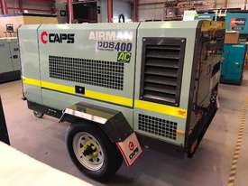 Airman Portable Diesel Air Compressor: PDS400SC-6B5-T - picture3' - Click to enlarge