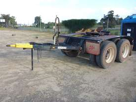2010 Howard Porter Bogie Axle Converter Dolly (L34) IN AUCTION - picture1' - Click to enlarge