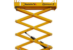 Haulotte Optimum 8AC 19ft Electric Scissor Lift