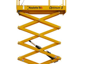 Haulotte Optimum 8AC 19ft Electric Scissor Lift - picture0' - Click to enlarge