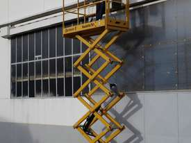Haulotte Optimum 8AC 19ft Electric Scissor Lift - picture1' - Click to enlarge