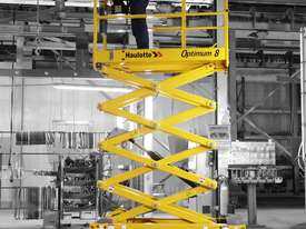 Haulotte Optimum 8AC 19ft Electric Scissor Lift - picture2' - Click to enlarge