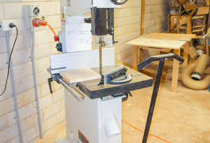 Bandsaw for wood Artisan 400B  plus complete fine woodworking workshop machinery & tools for sale