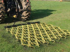 2019 HACKETT 10' RANGER CHAIN HARROWS - picture0' - Click to enlarge