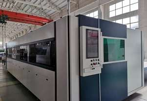 AccurlCMT MASTERLINE FIBER LASER | 4KW IPG | PRECITEC HEAD | BECKHOFF CONTROLLER | CHANGE TABLE