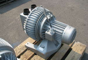 Side Channel Blower Vacuum Pump 5.5kW - Rietschle SKG 334-2.02