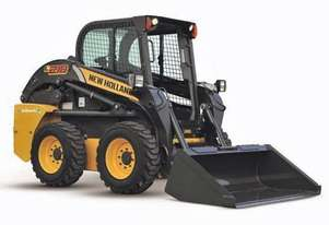 New Holland Skid Steer Loader Range