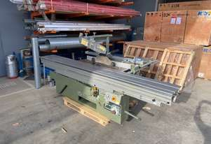 Hydrulic setting Altendorf tilt Panelsaw 3200mm