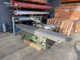 Hydrulic setting Altendorf tilt Panelsaw 3200mm - picture0' - Click to enlarge