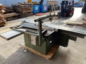Hydrulic setting Altendorf tilt Panelsaw 3200mm - picture3' - Click to enlarge