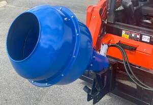 Himac Skid Steer Cement Mixer Bowl