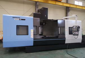 2016 Doosan Mynx-9500 Vertical Machining Centre