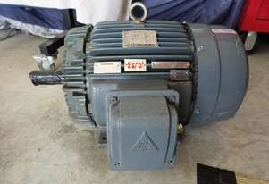Teco 3 Phase  Induction motor 15 kw 2875 RPM New Old Stock