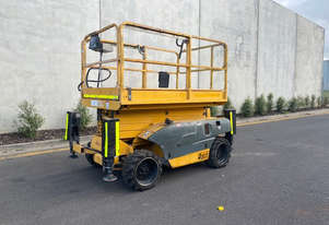 Haulotte  Scissor Lift Access & Height Safety